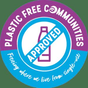 Plastic Free Commmunities logologo