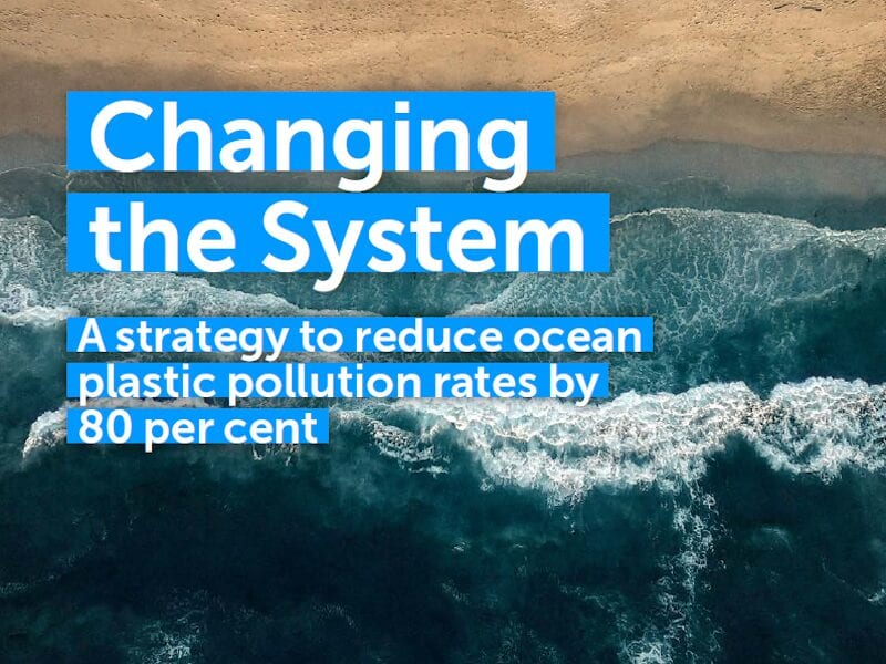 Image from report 'Breaking the Plastic Wave'