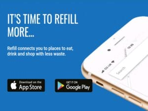 Image of new Refill app
