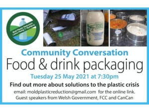 Flyer for Food & Drink Packaging event