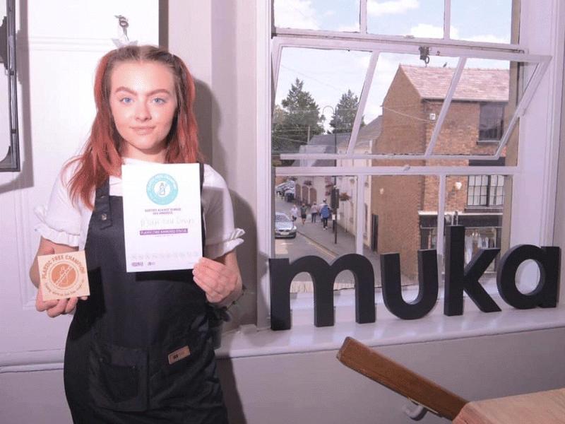 Leah Jones of Muka Hair Design